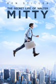 Ben Stiller - The Secret Life of Walter Mitty artwork